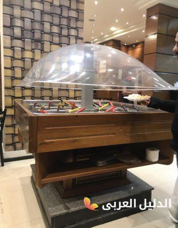 ثلاجة السلطات بيتزا كوين العجمى البيطاش