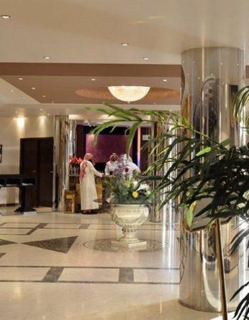 فندق رمادا حفر الباطن السعودية 1