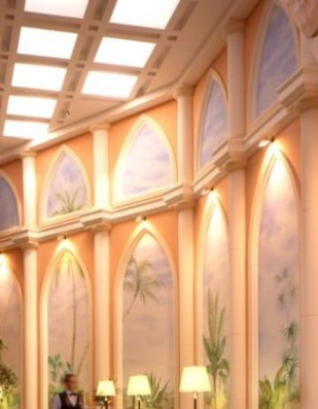 فندق رمادا حفر الباطن السعودية 9