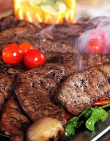 قرية ومطعم بلبع للمشويات فى الداون تاون الاسكندرية 2