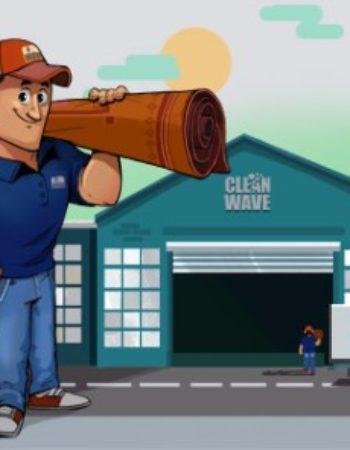 كلين ويف لتنظيف السجاد والكنب والمفروشات فى الاسكندرية 8