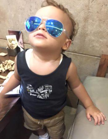 كوافير محمد الصغير داون تاون اسكندرية الجديد هذا الصيف فى تسريحات الشعر للأطفال 3