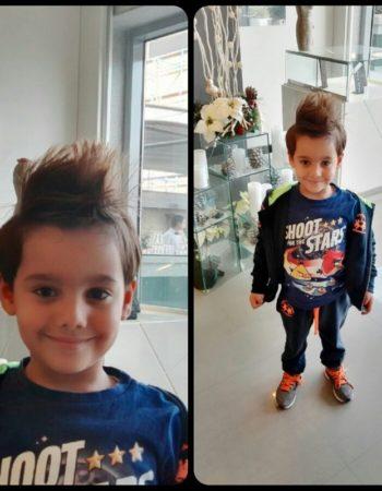 كوافير محمد الصغير داون تاون اسكندرية الجديد هذا الصيف فى تسريحات الشعر للأطفال