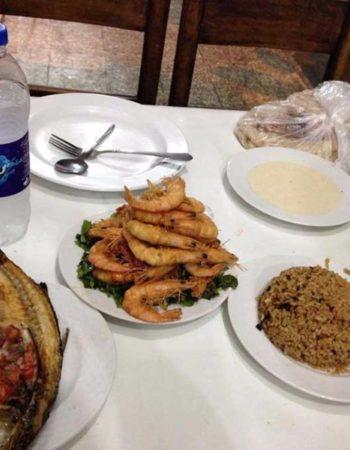 هو ده شعبان بتاع السمك اللي بيقولوا عليه مطعم اسماك فى الاسكندرية 2