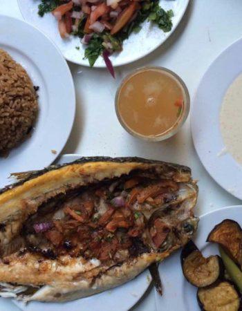 هو ده شعبان بتاع السمك اللي بيقولوا عليه مطعم اسماك فى الاسكندرية 4