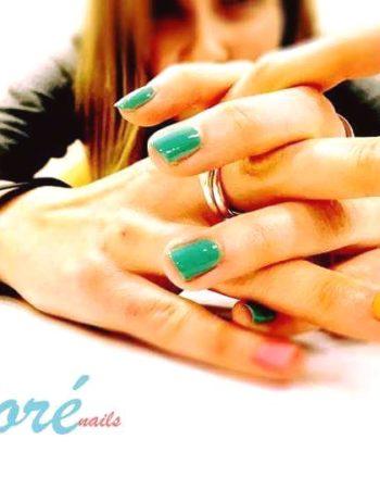 Coloré nails تقليم أظافر فى الاسكندرية 2