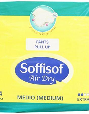 soffisof air dry pants medium