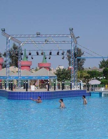 Aqua Park in Cairo - ألعاب مائية فى القاهرة مصر 11