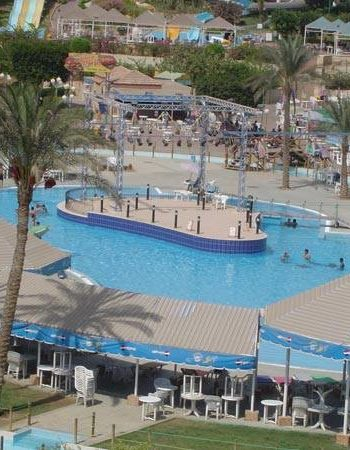 Aqua Park in Cairo - ألعاب مائية فى القاهرة مصر 12