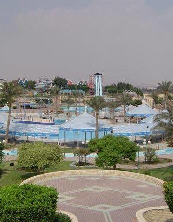 Aqua Park in Cairo - ألعاب مائية فى القاهرة مصر 16