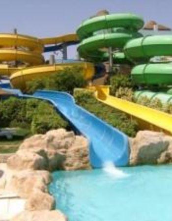 Aqua Park in Cairo - ألعاب مائية فى القاهرة مصر 19