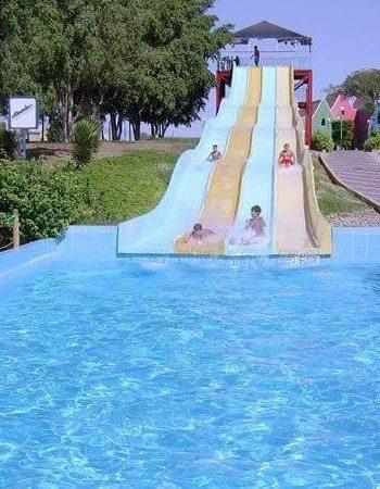 Aqua Park in Cairo - ألعاب مائية فى القاهرة مصر 2