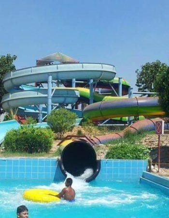 Aqua Park in Cairo - ألعاب مائية فى القاهرة مصر 3