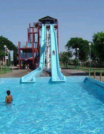 Aqua Park in Cairo - ألعاب مائية فى القاهرة مصر 4