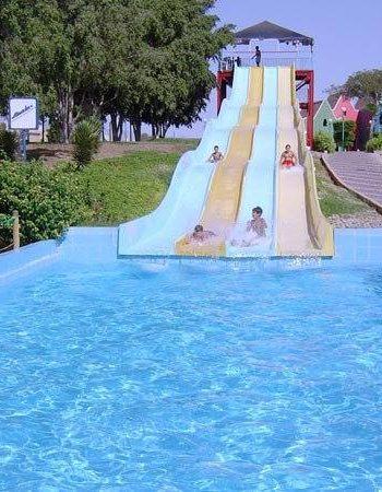 Aqua Park in Cairo - ألعاب مائية فى القاهرة مصر 7