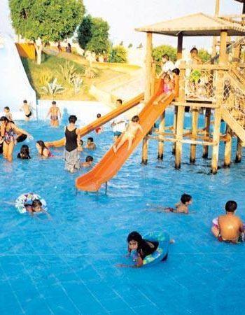 Aqua Park in Cairo - ألعاب مائية فى القاهرة مصر 9