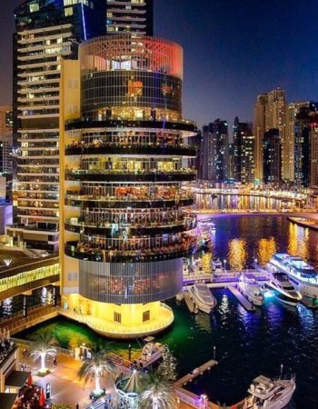 Pier 7 Dubai Marina بير 7 دبى مارينا 10