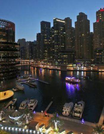Pier 7 Dubai Marina بير 7 دبى مارينا 2