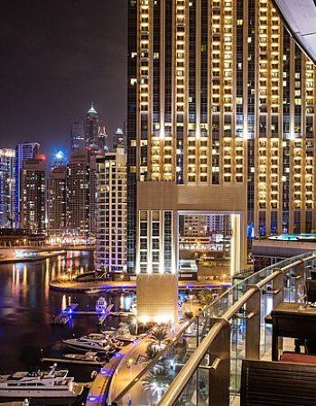 Pier 7 Dubai Marina بير 7 دبى مارينا 3