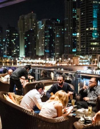 Pier 7 Dubai Marina بير 7 دبى مارينا 8