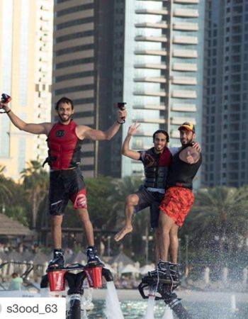 albatoul marine water hover fly board sport in jedah 8