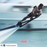 albatoul marine water hover fly board sport in jedah
