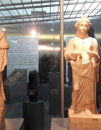 المتحف الرومانى فى الاسكندرية