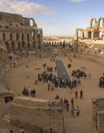 المسرح الرومانى بالاسكندرية قديما