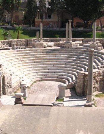 المسرح الرومانى بالاسكندرية 1