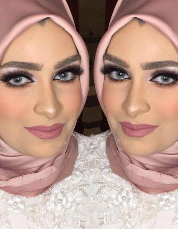 دعاء العميرى ميك اب ارتيست doaa El Omery makeup artist 11
