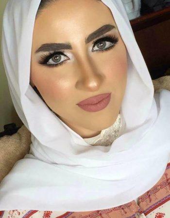 دعاء العميرى ميك اب ارتيست doaa El Omery makeup artist 12