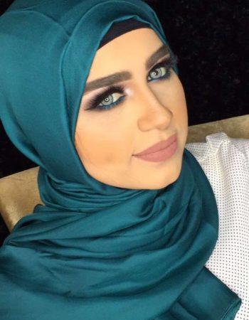 دعاء العميرى ميك اب ارتيست doaa El Omery makeup artist 13
