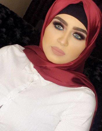 دعاء العميرى ميك اب ارتيست doaa El Omery makeup artist 14