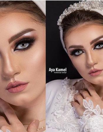 دعاء العميرى ميك اب ارتيست doaa El Omery makeup artist