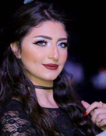 دعاء العميرى ميك اب ارتيست doaa El Omery makeup artist 6