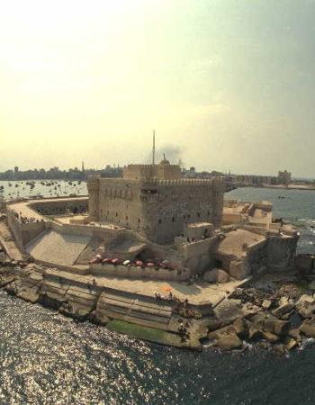 قلعة قايتباي 5