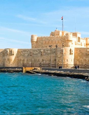 قلعة قايتباي 6