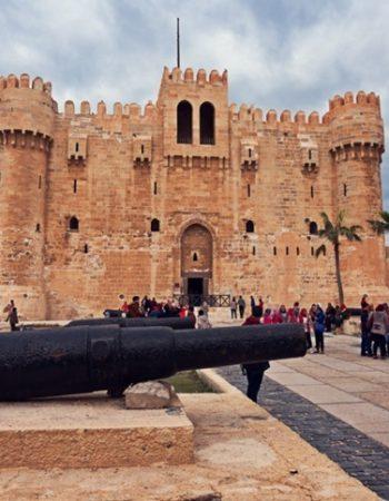 قلعة قايتباي 7
