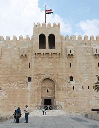 قلعة قايتباي 8