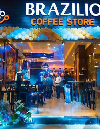 BrazilioCoffeeStore in alexandria