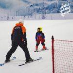 ice ski egypt تزحلق على الثلج فى مصر 4