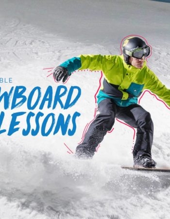 ice ski egypt تزحلق على الثلج فى مصر snow boarding