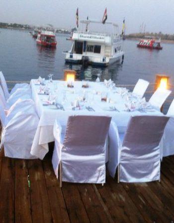 اون ديك المطعم العائم فى شرم الشيخ خليج نعمة 4
