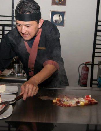 تيبانياكى مطعم يابانى فى سوهو سكوير شرم الشيخ teppanyaki japanese restaurant in soho square sharm el sheikh 10