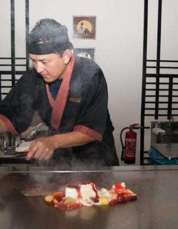 تيبانياكى مطعم يابانى فى سوهو سكوير شرم الشيخ teppanyaki japanese restaurant in soho square sharm el sheikh 13