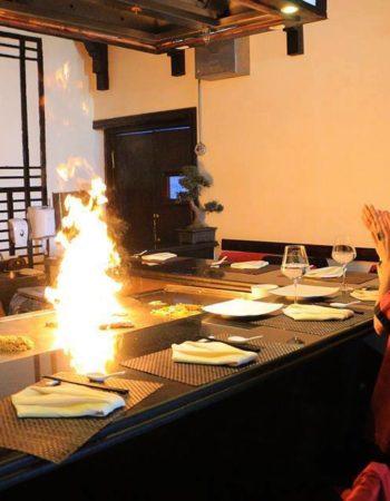 تيبانياكى مطعم يابانى فى سوهو سكوير شرم الشيخ teppanyaki japanese restaurant in soho square sharm el sheikh 4