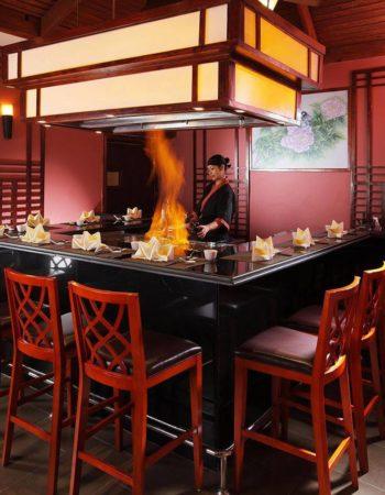 تيبانياكى مطعم يابانى فى سوهو سكوير شرم الشيخ teppanyaki japanese restaurant in soho square sharm el sheikh 7