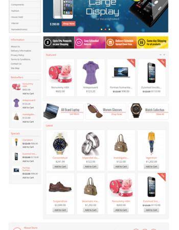 شركة تيك فيليدج لتصميم وإنشاء مواقع الانترنت فى مصر tech village web design and development in egypt 5