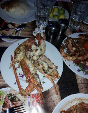 فارس مطعم سى فود فى شرم الشيخ Fares restaurant the best seafood in Sharm 12