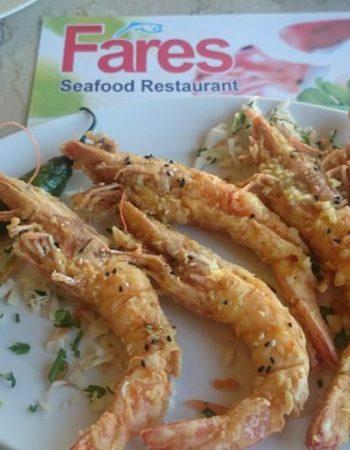 فارس مطعم سى فود فى شرم الشيخ Fares restaurant the best seafood in Sharm 3